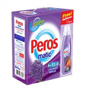Peros Matic 4+1 kg box set...