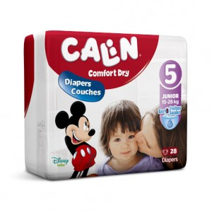 COUCHES BEBE CALIN PACK...