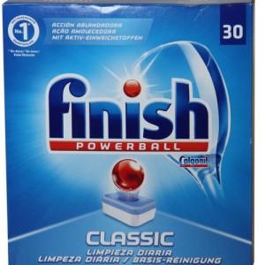 FINISH POWER BALL 30 PASTILLES